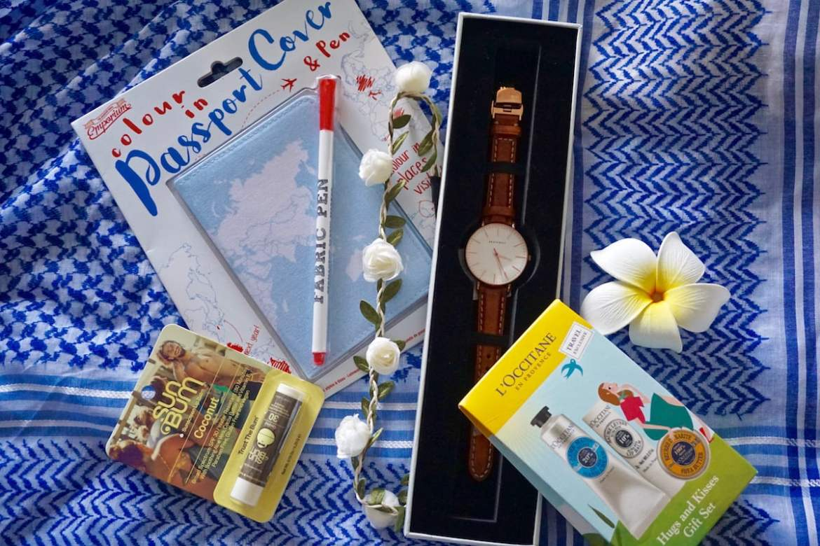 My summer competition bundle including a stylish Braithwait Classic Slim Watch