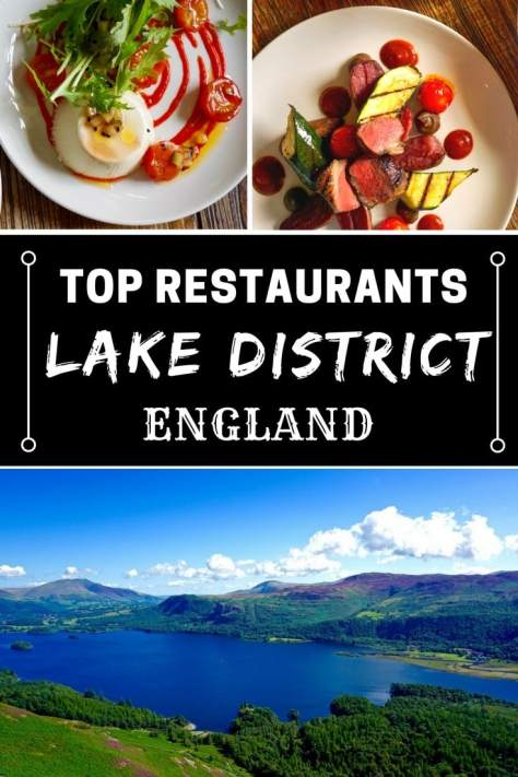Top Restaurants In The Lake District, England