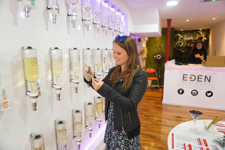 Eden Perfumes, Brighton
