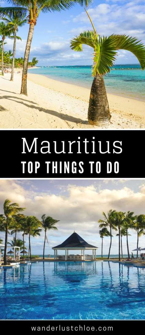 Mauritius Top Things To Do