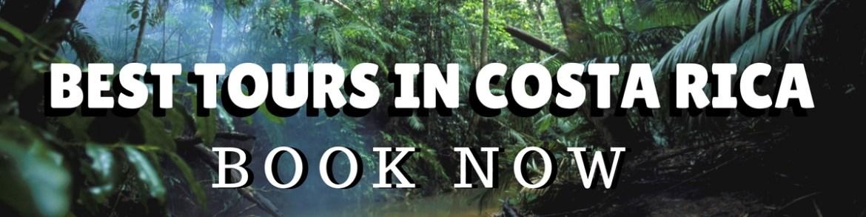 BEST TOURS IN COSTA RICA