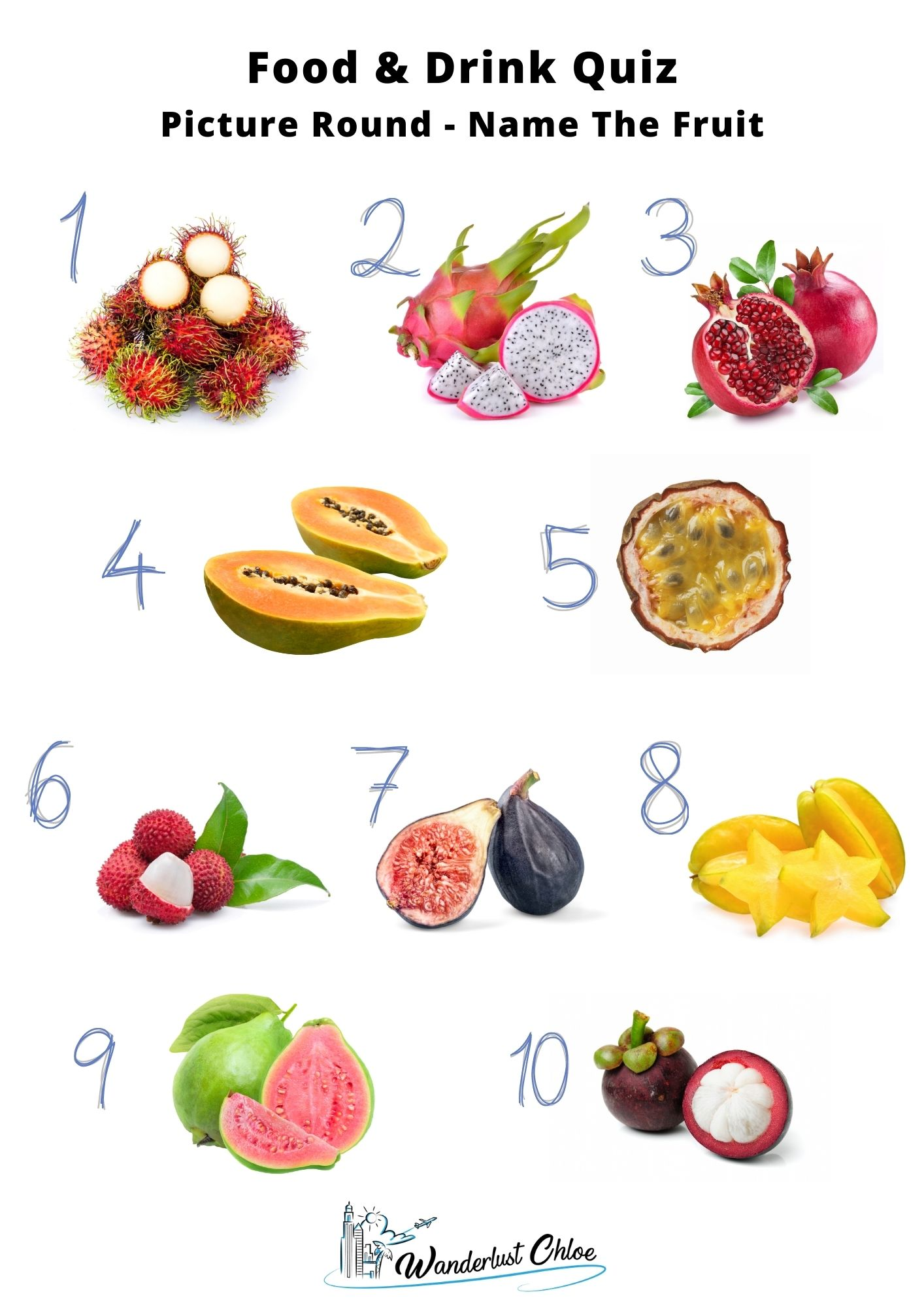 50 Food Trivia Questions To Test Your Knowledge Picture