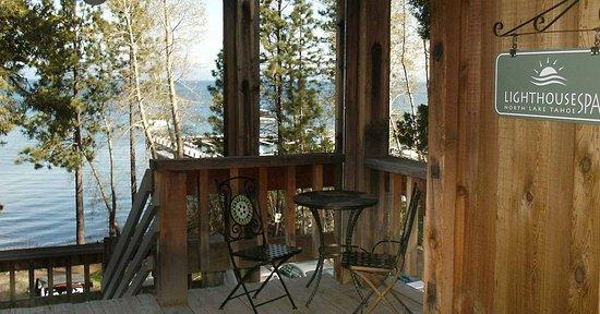 Lighthouse Spa, Lake Tahoe