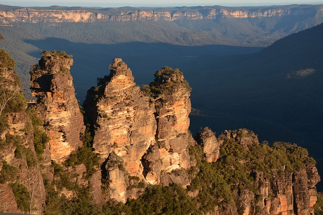 da sydney alle blue mountains treno