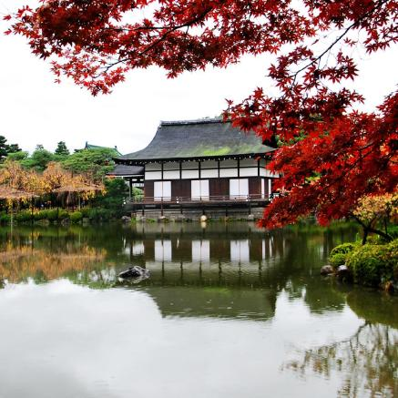 Somewhere in Kyoto – Japan