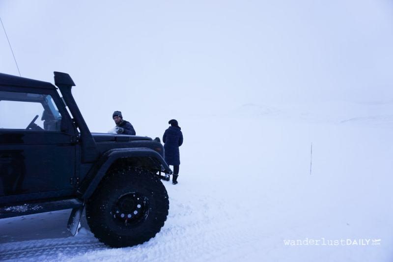 tour islanda jeep 4x4