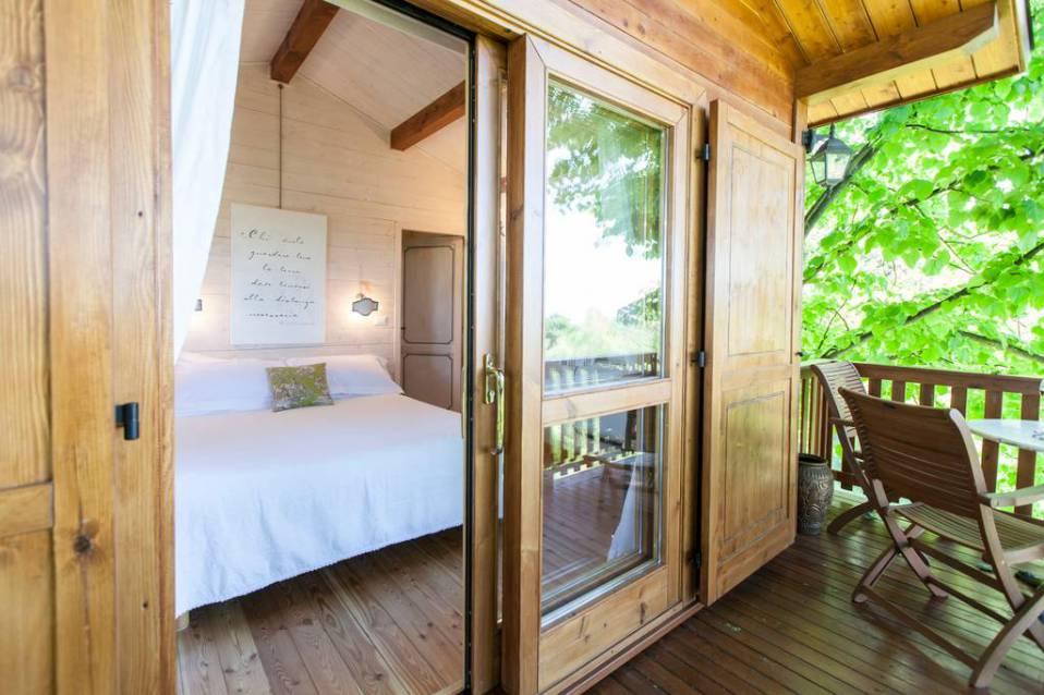 Case sull 39 albero in italia per un week end nella natura wanderlustdaily - Casa sull albero airbnb ...