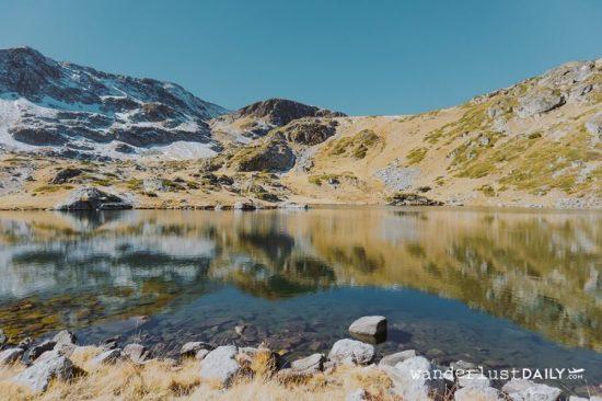 sette laghi di rila come arrivare