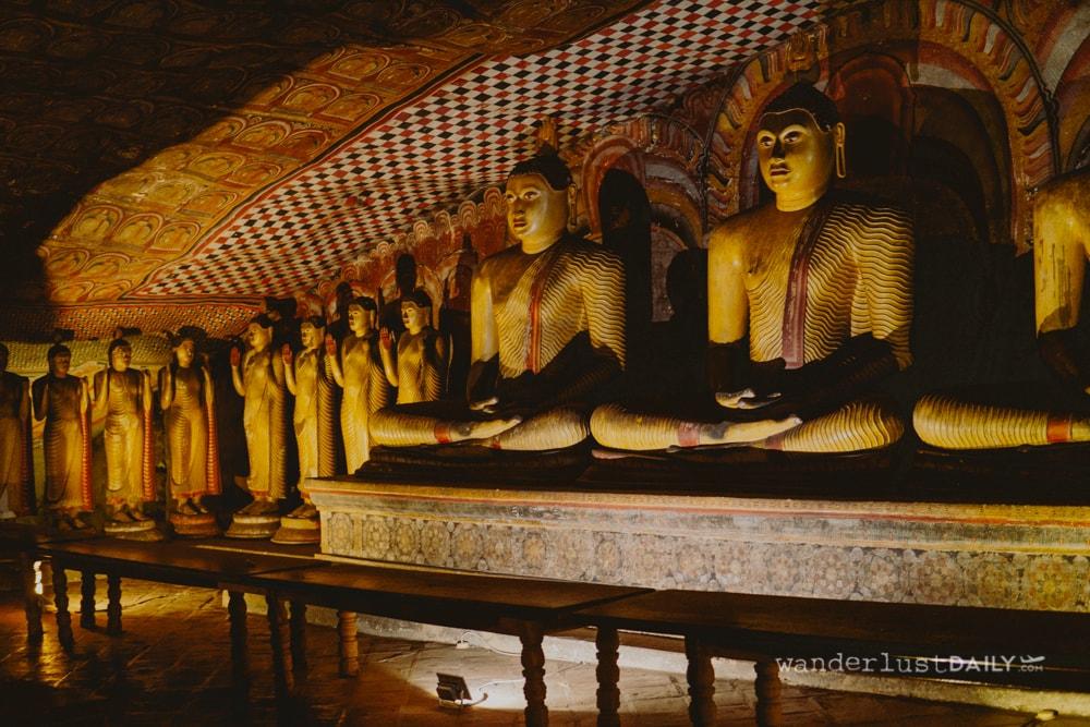 itinerario di 10 giorni in Sri Lanka
