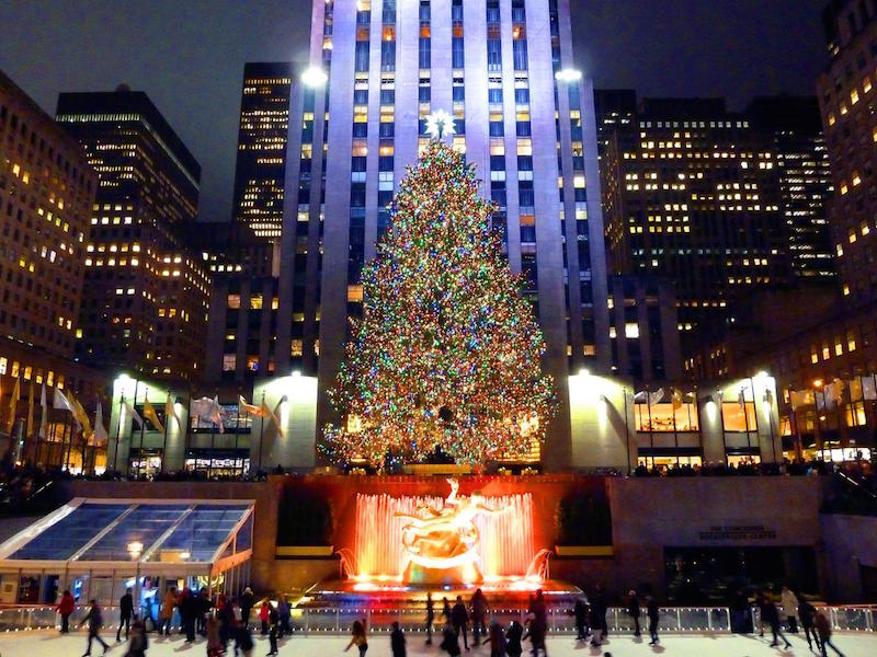 Christmas Ny 2019.Nyc Holiday Extravaganza 2019 Wanderlust Excursions