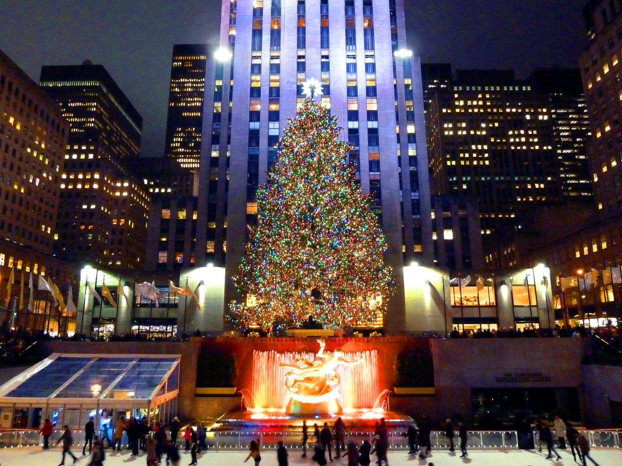 NYC Holiday Extravaganza 2018* – Wanderlust Excursions