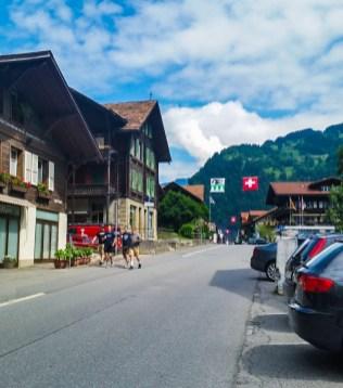Interlaken e Lauterbrunnen