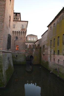 Mantova castello