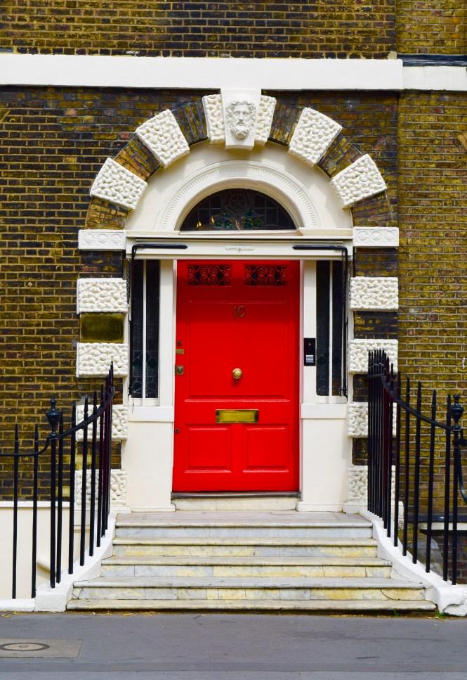 Red Door in London