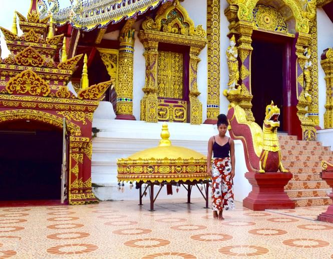 Chiang Mai Thailand Temple