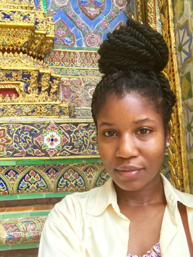 me at the grand imperial palace bangkok