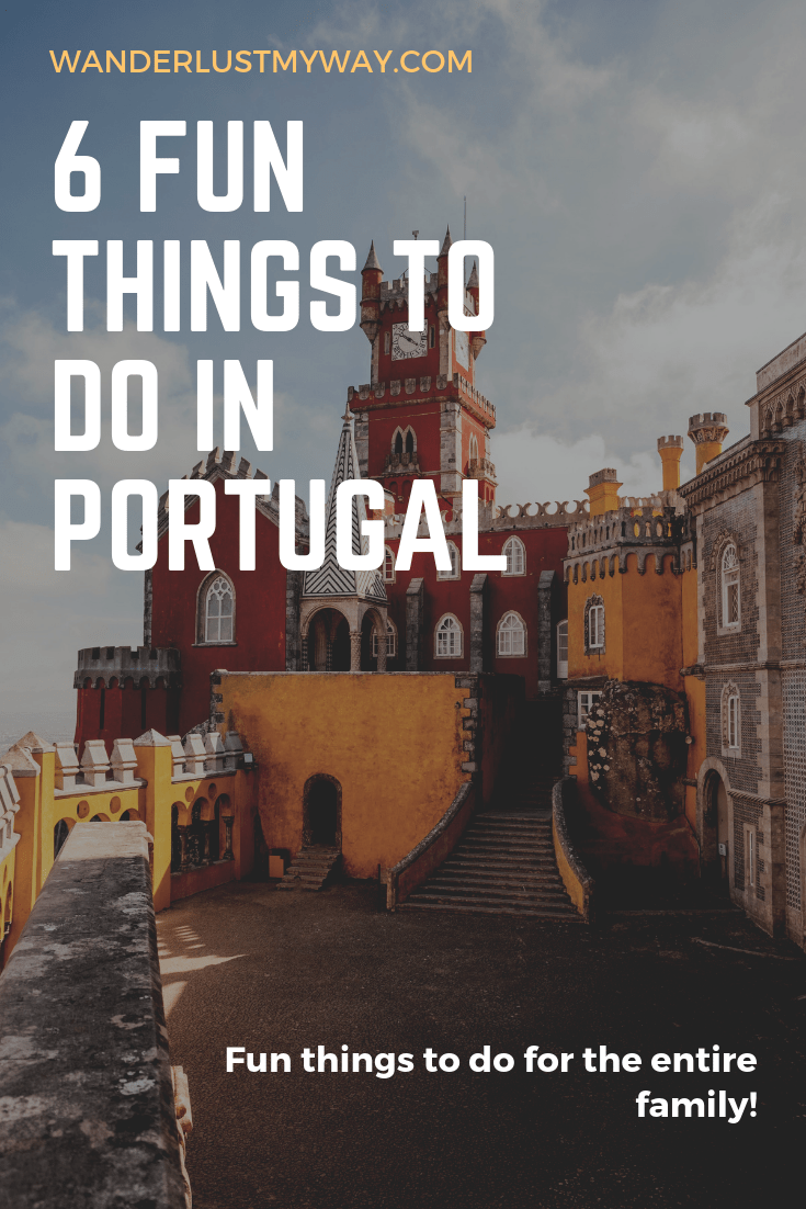 6 fun things to do in Portugal