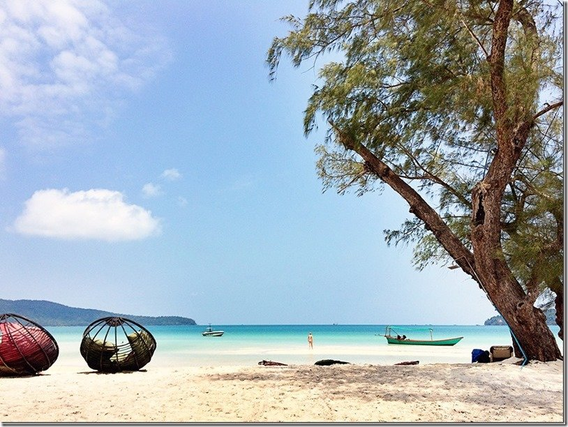 What to do in Koh Rong Samloem