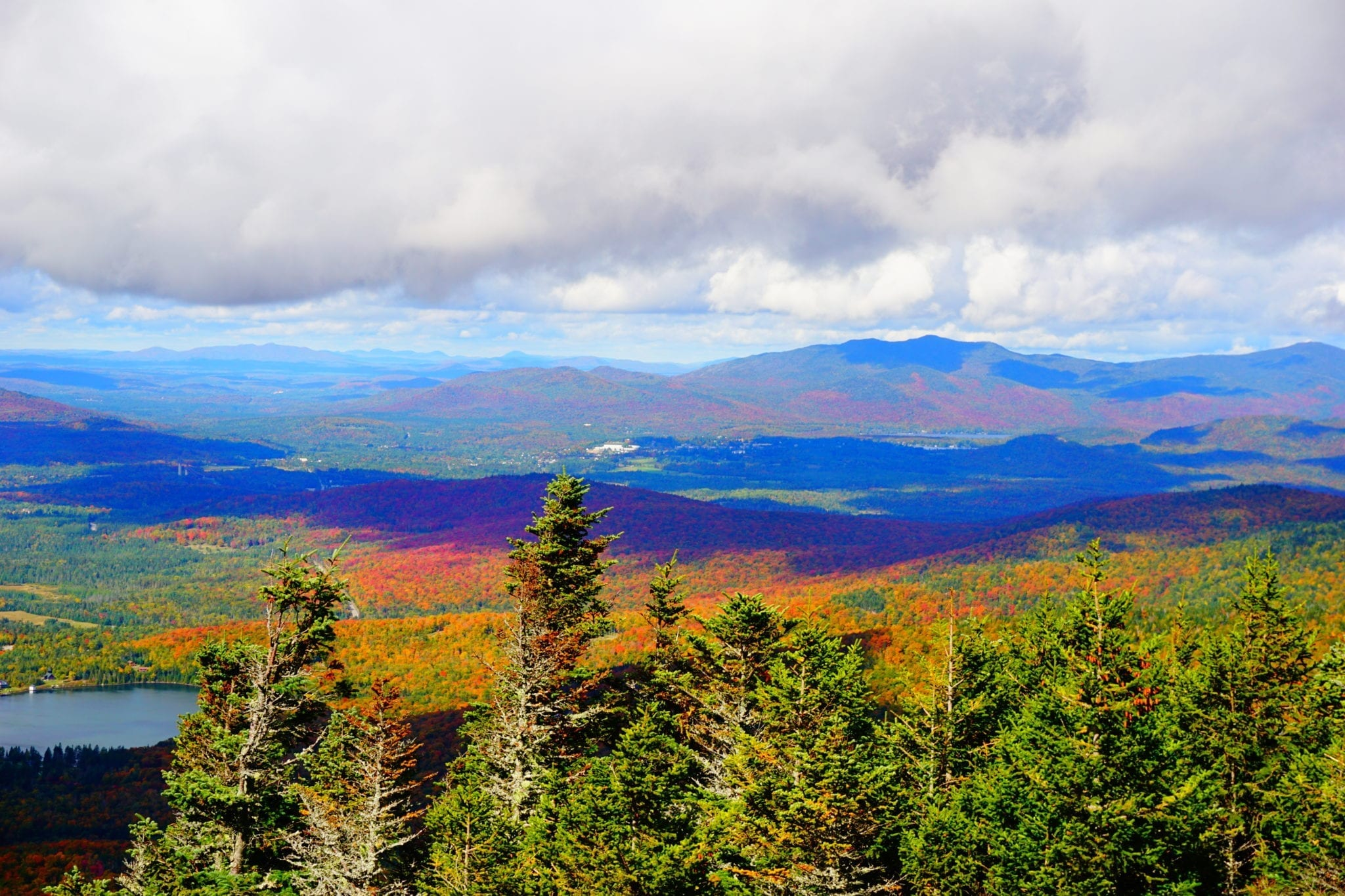 How To Hike Your First Adirondack High Peak Cascade