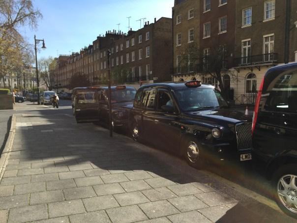 London Cabbies!