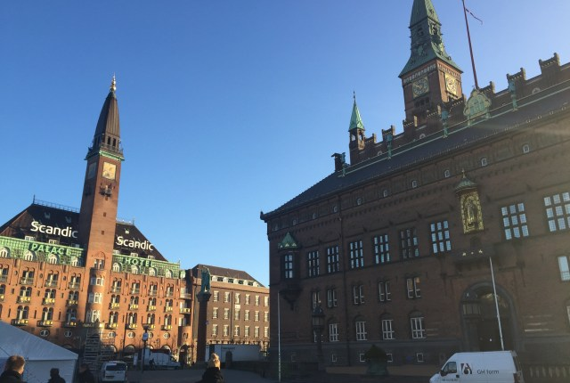 Scandic Palace Hotel and City Town Hall, Copenhagen