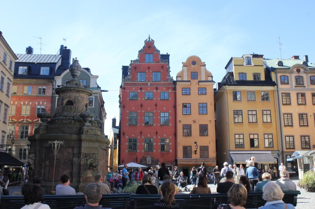Galam Stan, Stockholm old Town