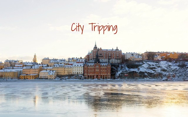 Stockholm, City Tripping: Pixabay