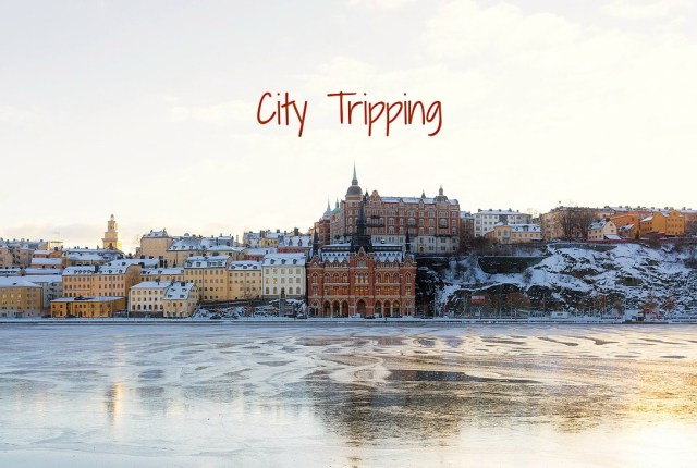 Stockholm, City Tripping: Pixabay