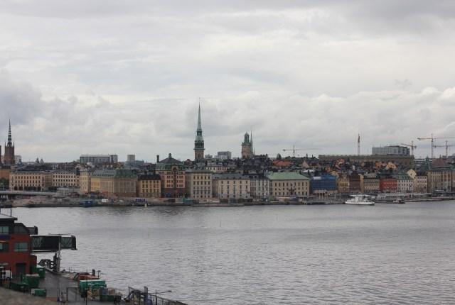 Galam Stan, Stockholm