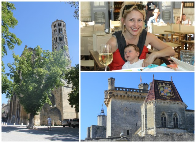 Uzes, Provence, France