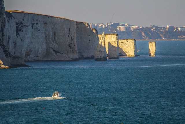 Old Harry Rocks, Swanage, England