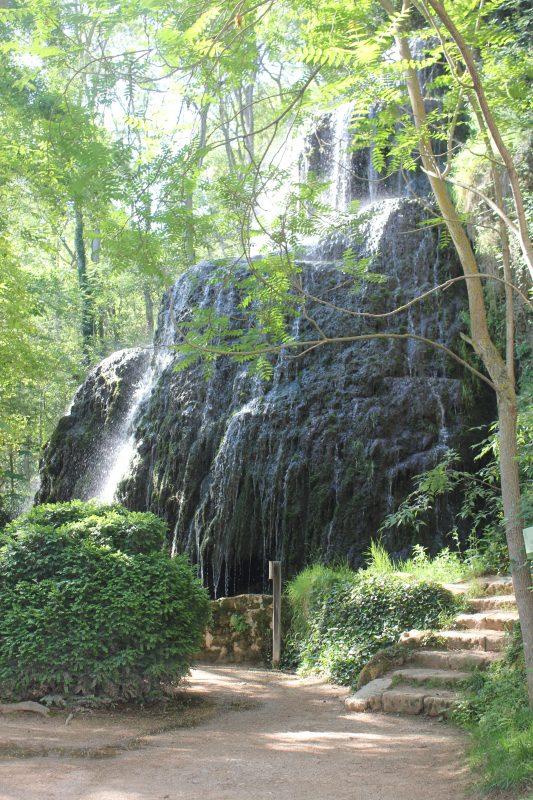 Piedra Monastery Gardens, Aragon, Spain