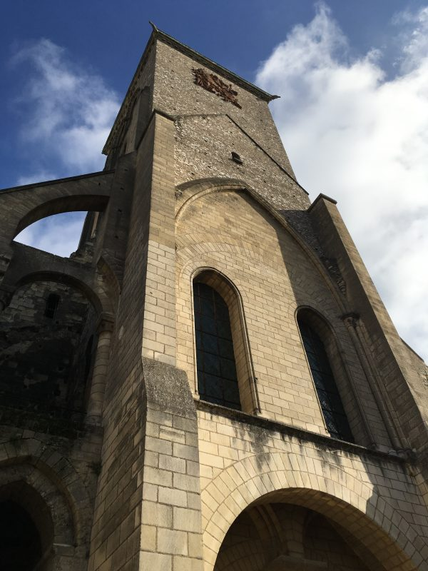 Charlemagne tower Tours, France