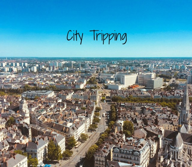 Nantes, city tripping