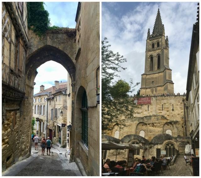 Saint Emilion, Dordogne, France