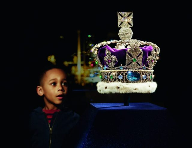The Crown Jewels, The Tower of London