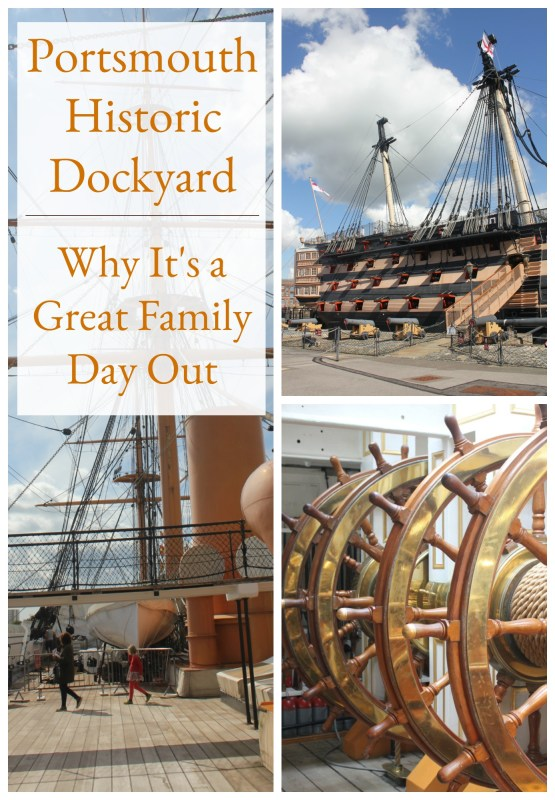 Portsmouth Historic Dockyard: Why it's a great family day out #familytravel