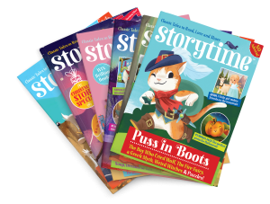 Storytime: UK's only story magazine