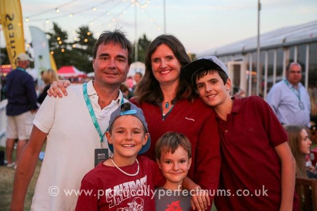 Bristol Balloon Fiesta, Practically Perfect Mum