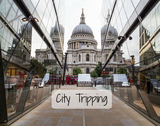 City Tripping St Paul's London
