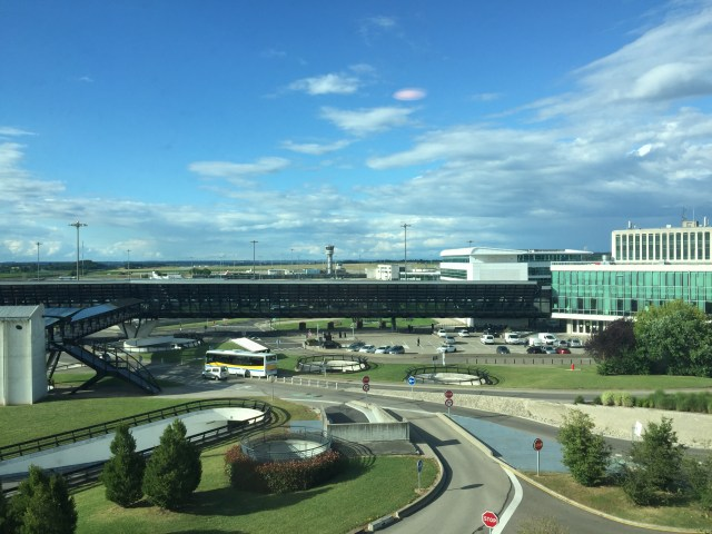 NH hotel, Lyon airport