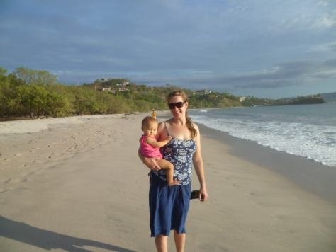 Baby's First Holiday - Costa Rica