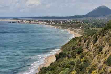 Corfu-Trail - km 30 - Wandern mit Weitblick