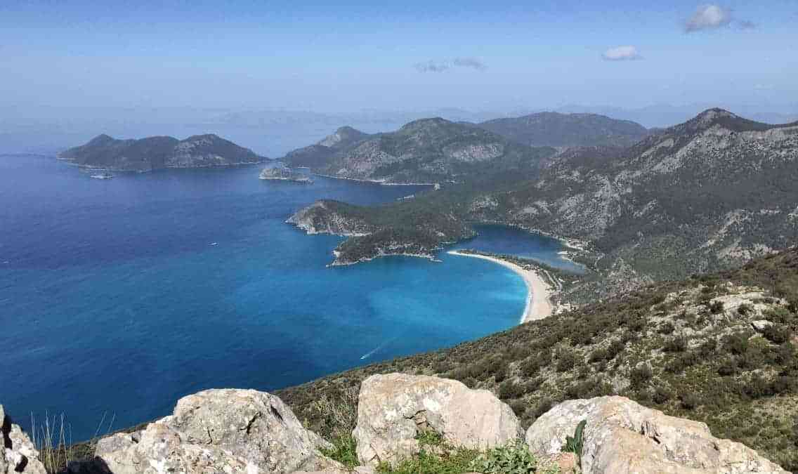 Lykischer Weg - Wandern an der türkischen Riviera zwischen Fethiye und Antalya - 1