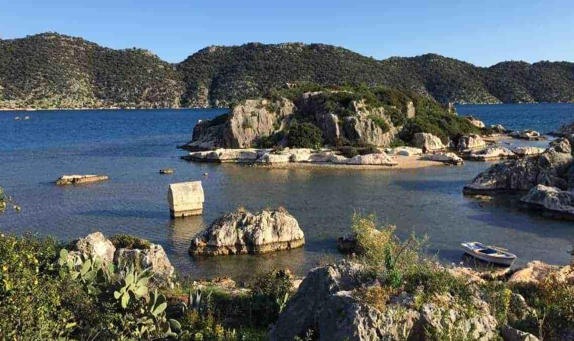Lykischer Weg - Wandern an der türkischen Riviera zwischen Fethiye und Antalya - 3