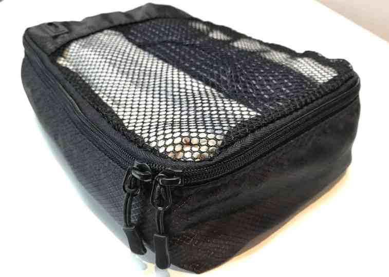 Packing-Cubes sorgen für Ordnung im Reisegepäck - ideal beim Wandern mit Rucksack