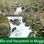 Myrafälle und Hausstein in Muggendorf