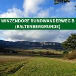Winzendorf Rundwanderweg B (Kaltenbergrunde)