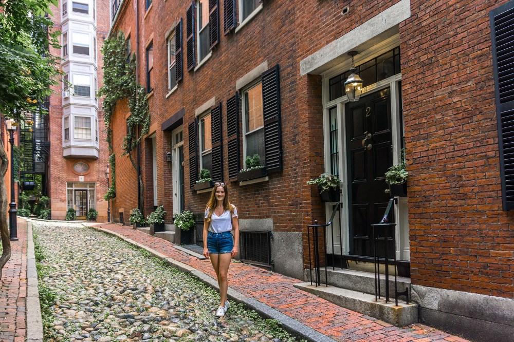 Visit the oldest neighborhood in Boston