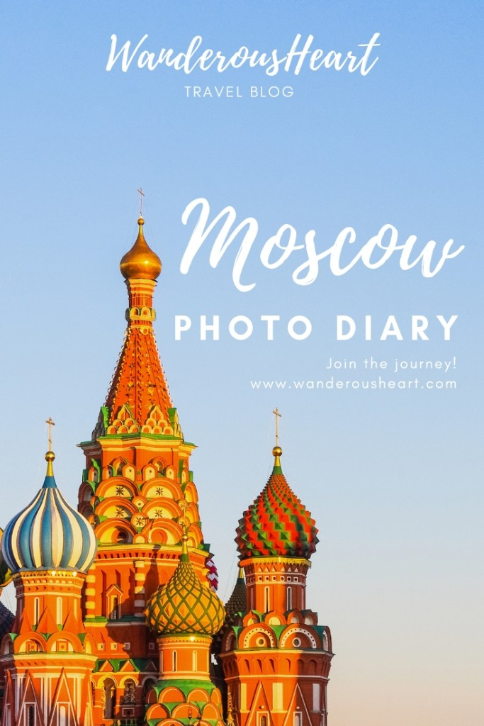 A photo tour of Moscow